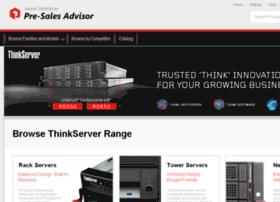 thinkserver.presalesadvisor.com