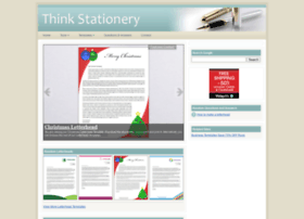 thinkstationery.com