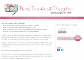 thinkthegoodthoughts.com