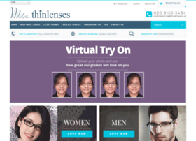 thinlenses.co.uk