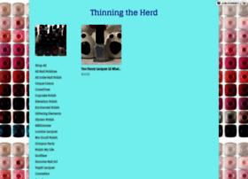 thinningtheherd.storenvy.com