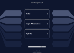 thinxbig.co.uk