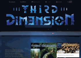 third-dim3nsion.com