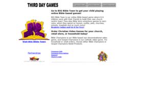 thirddaygames.com