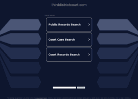 thirddistrictcourt.com