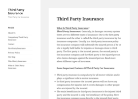 thirdpartyinsurance.org