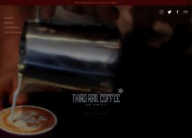 thirdrailcoffee.com