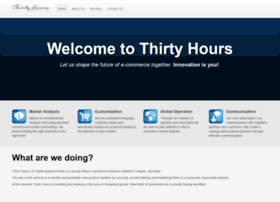 thirty-hours.com