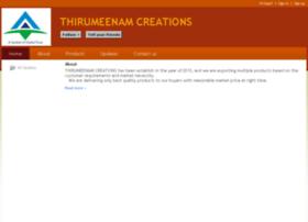 thirumeenamcreations.com