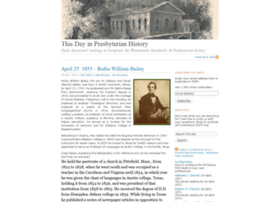 thisday.pcahistory.org