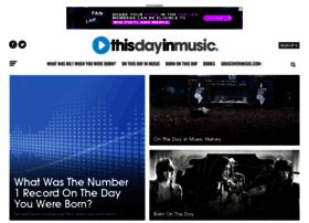 thisdayinmusic.com