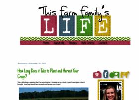 thisfarmfamilyslife.com