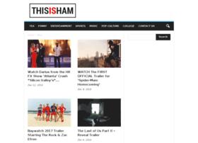 thisisham.com