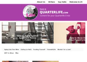 thisisquarterlife.com
