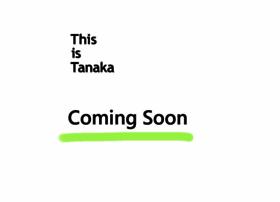 thisistanaka.com