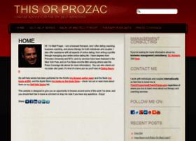 thisorprozac.com