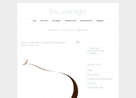 thisunlitlight.com