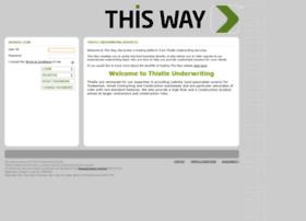 thisway.thistleunderwriting.co.uk