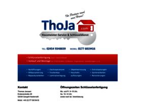 thoja.com