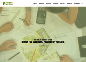 thomasandhutton.com