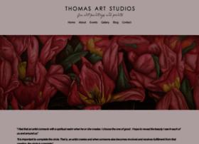 thomasartstudios.com