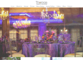 thomascaterers.com