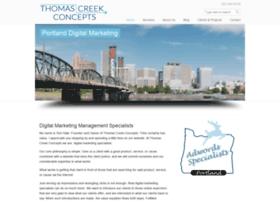 thomascreekconcepts.com