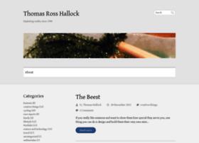 thomashallock.com