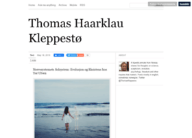thomaskleppesto.tumblr.com