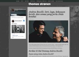 thomasstronen.com