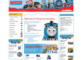 Thomasthetankshop.com