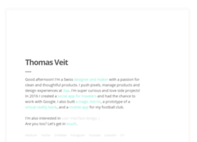 thomasveit.com