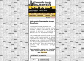 thomasvillegeorgiaclassifieds.com