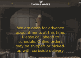 thomaswages.com