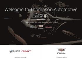 thompsoncars.com