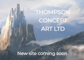 thompsonconceptart.com