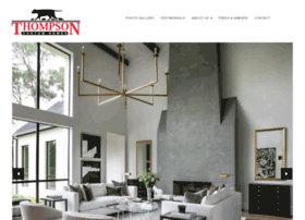 thompsoncustomhomes.com