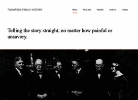 thompsongenealogy.com