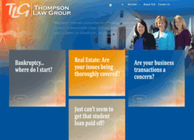 thompsonlawgroup.com