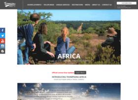 thompsonsafrica.com