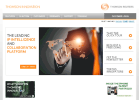 thomsoninnovation.com