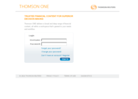 thomsononeqa.com