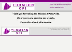 thomsonopi.com