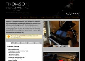 thomsonpianoworks.com