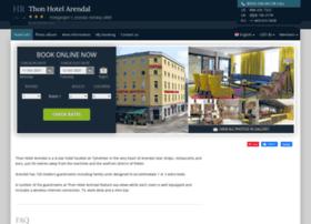 thon-hotel-arendal.h-rez.com