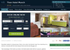 thon-hotel-munch.h-rez.com