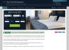 thon-hotel-slottsparken.h-rez.com