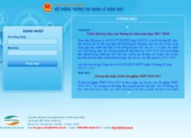 thongke.smas.edu.vn