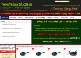 thongtingiamgia.com.vn