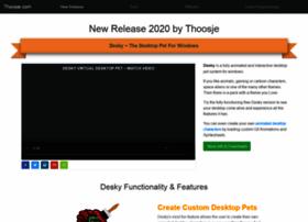 thoosje.com